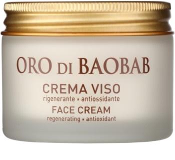 Athena's l'Erboristica Gold Baobab creme facial antirrugas regenerador