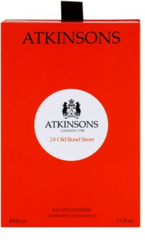 Atkinsons 24 Old Bond Street Eau de Cologne for Men 50 ml