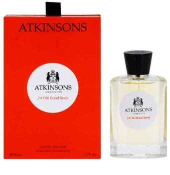 Atkinsons 24 Old Bond Street Eau de Cologne für Herren 50 ml