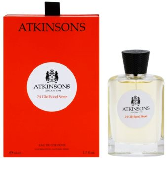 Atkinsons 24 Old Bond Street kolonjska voda za muškarce 50 ml