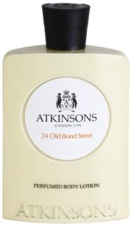 Atkinsons 24 Old Bond Street lait corporel pour homme 200 ml