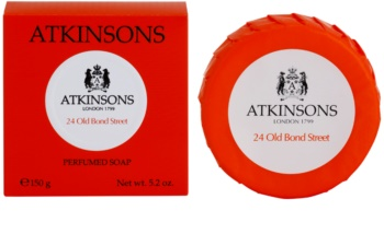Atkinsons 24 Old Bond Street sabonete perfumado para homens 150 g