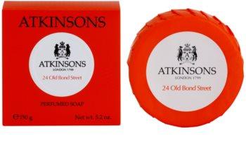 Atkinsons 24 Old Bond Street sapun parfumat pentru bărbați 150 g