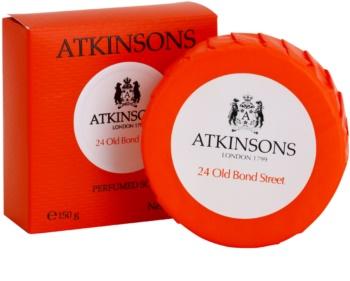 Atkinsons 24 Old Bond Street parfémované mydlo pre mužov 150 g