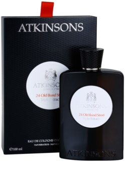 Atkinsons 24 Old Bond Street Triple Extract Eau de Cologne voor Mannen 100 ml