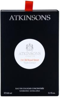 Atkinsons 24 Old Bond Street Triple Extract woda kolońska dla mężczyzn 100 ml