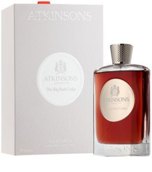 Atkinsons The Big Bad Cedar parfumska voda uniseks 100 ml