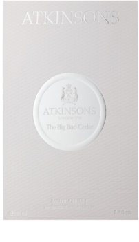 Atkinsons The Big Bad Cedar eau de parfum unisex 100 ml