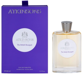 Atkinsons The British Bouquet toaletní voda unisex 100 ml
