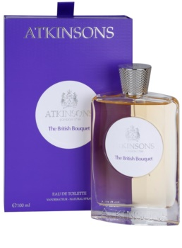 Atkinsons The British Bouquet eau de toilette mixte 100 ml