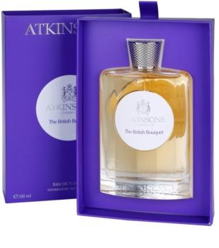 Atkinsons The British Bouquet eau de toilette mixte 100 ml