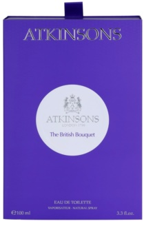 Atkinsons The British Bouquet toaletní voda unisex 100 ml