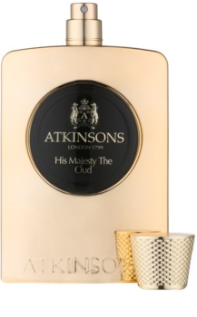 Atkinsons His Majesty Oud woda perfumowana dla mężczyzn 100 ml
