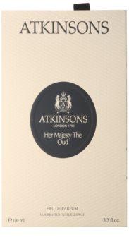 Atkinsons Her Majesty Oud woda perfumowana dla kobiet 100 ml