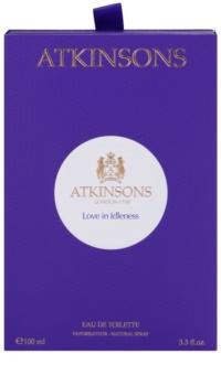Atkinsons Love in Idleness toaletná voda pre ženy 100 ml