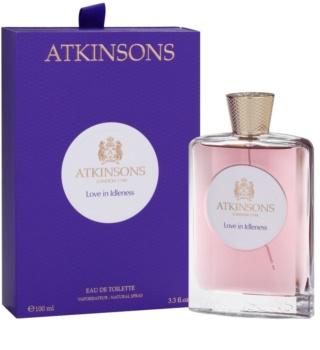 Atkinsons Love in Idleness toaletní voda pro ženy 100 ml
