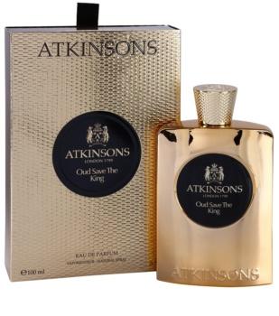 Atkinsons Oud Save The King eau de parfum pentru barbati 100 ml