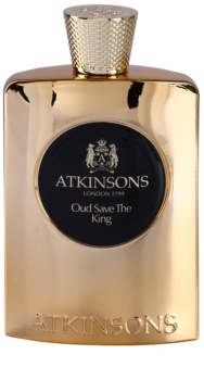 Atkinsons Oud Save The King Eau de Parfum voor Mannen 100 ml