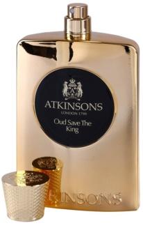 Atkinsons Oud Save The King Eau de Parfum για άνδρες 100 μλ