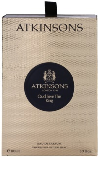 Atkinsons Oud Save The King eau de parfum para hombre 100 ml