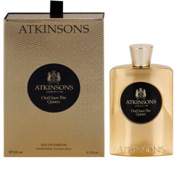 Atkinsons Oud Save The Queen parfémovaná voda pro ženy 100 ml