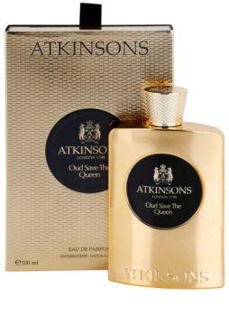 Atkinsons Oud Save The Queen Parfumovaná voda pre ženy 100 ml