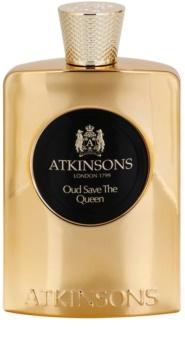 Atkinsons Oud Save The Queen Eau de Parfum voor Vrouwen  100 ml
