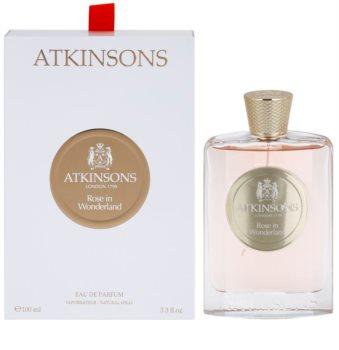 Atkinsons Rose In Wonderland parfemska voda uniseks 100 ml