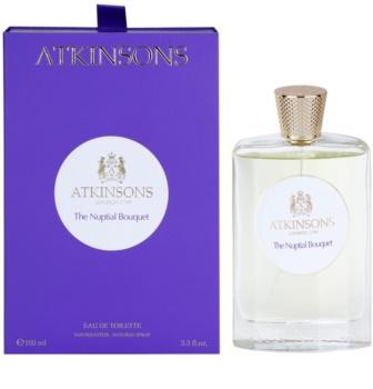 Atkinsons The Nuptial Bouquet eau de toilette para mulheres 100 ml