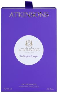 Atkinsons The Nuptial Bouquet Eau de Toillete για γυναίκες 100 μλ
