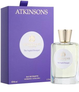 Atkinsons The Nuptial Bouquet eau de toilette pentru femei 50 ml