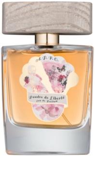 Au Pays de la Fleur d'Oranger Poudre de Liberte Eau de Parfum voor Vrouwen  100 ml Zonder Doosje