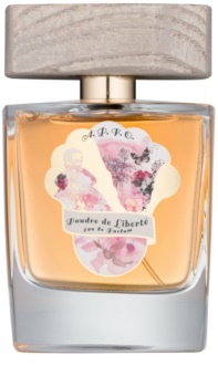 Au Pays de la Fleur d'Oranger Poudre de Liberte Parfumovaná voda pre ženy 100 ml bez krabičky