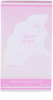 Aubusson Historie D'Amour 2 Eau de Toilette for Women 100 ml