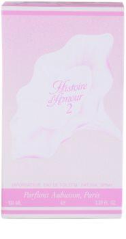 Aubusson Historie D'Amour 2 Eau de Toilette para mulheres 100 ml
