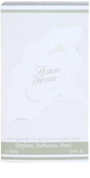 Aubusson Historie d'Amour eau de toilette pentru femei 100 ml