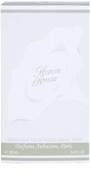 Aubusson Historie d'Amour eau de toilette pour femme 100 ml