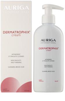 Auriga Dermatrophix зміцнюючий крем для тіла проти старіння шкіри