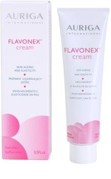 Auriga Flavonex Haut – und Körpercreme gegen die Zeichen des Alterns