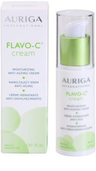 Auriga Flavo-C crema hidratante antiarrugas