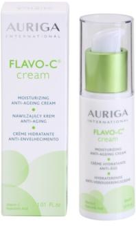 Auriga Flavo-C creme hidratante antirrugas