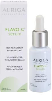 Auriga Flavo-C сироватка проти зморшок