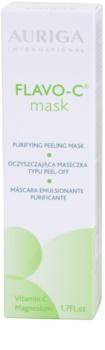 Auriga Flavo-C Reinigende Peeling Gezichtsmasker