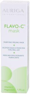 Auriga Flavo-C tisztító bőrradír arcpakolás