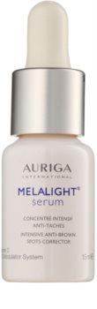 Auriga Melalight szérum a pigment foltok ellen