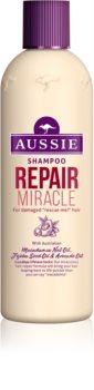 Aussie Repair Miracle szampon do włosów trudno poddających się stylizacji