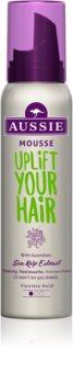 Aussie Aussome Volume пінка для волосся для об'єму
