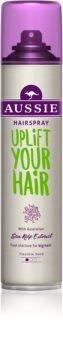 Aussie Aussome Volume laque cheveux pour donner du volume
