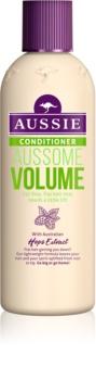 Aussie Aussome Volume odżywka do włosów cienkich i delikatnych