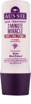 Aussie Repair Miracle après-shampoing de 3 minutes nourrissant en profondeur pour cheveux abîmés